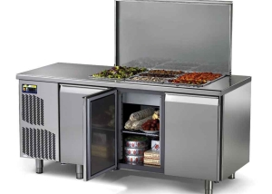 Refrigerated Working Tables
