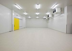 bespoke coldroom, modular coldroom installation WJ Kenyon